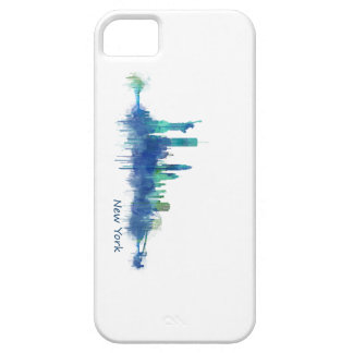NYC New York Skyline v5 Case For The iPhone 5