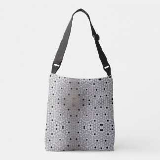NYC On The Street Tote- Manhole cover Crossbody Bag