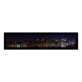 NYC Panoramic Poster