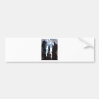 NYC Pic Paper Products Bumper Sticker