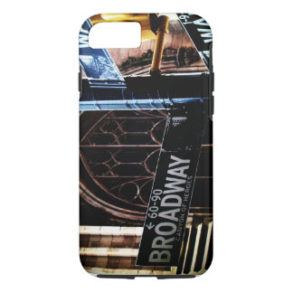 NYC signs iPhone 7 Case