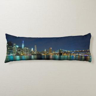 NYC Skyline Body Pillow