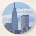 NYC Skyline Chrysler Building B1 Coaster
