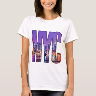NYC Skyline (Dark) T-Shirt