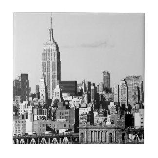 NYC Skyline II Tiles