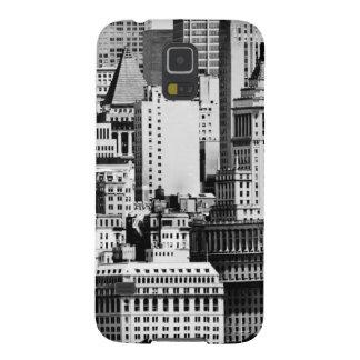 NYC Skyline IX Case For Galaxy S5