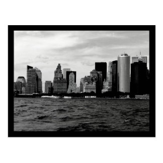 NYC Skyline Postcard