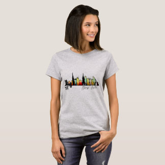 NYC Skyline Shirt
