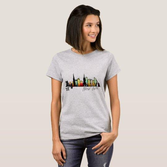 NYC Skyline Shirt