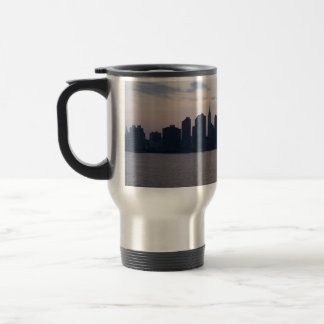 NYC Skyline - Travel Mug