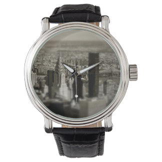 NYC Skyline Wristwatch