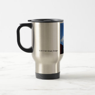 NYC Skyscraper Travel Mug