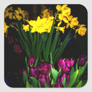NYC Spring Flowers CricketDiane Art & Photography Sticker