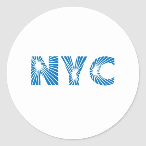 NYC STICKERS