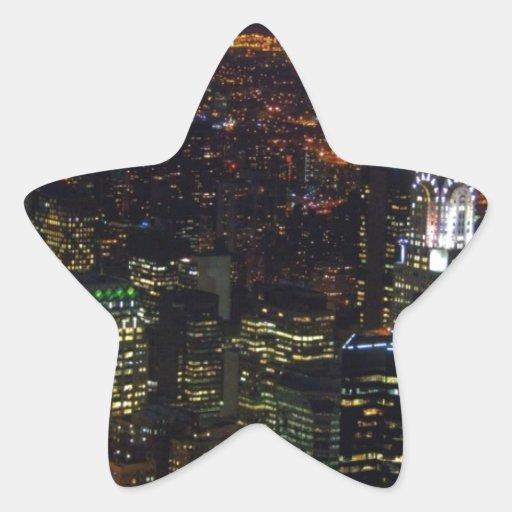 NYC STAR STICKER