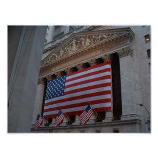 NYC Stock Exchange  Poster