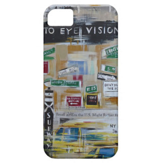 NYC Street Signs iPhone 5 Cover