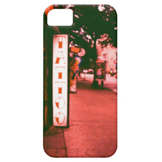 NYC Tattoo Sign - Film Photography iPhone 5 Case