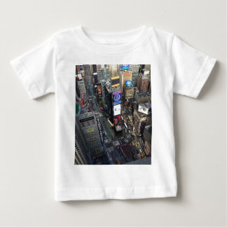 NYC Times Square Baby T-Shirt