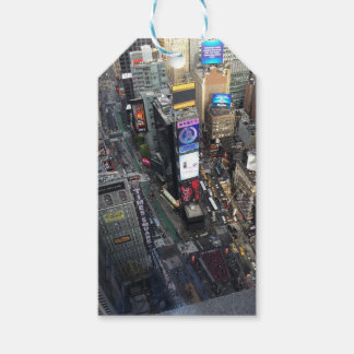 NYC Times Square Gift Tags
