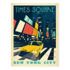 NYC - Times Square Postcard