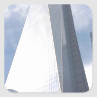 NYC TOWER SQUARE STICKER