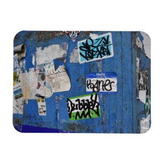NYC Urban Street Photography Graffiti Art New York Magnet