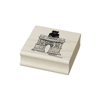 NYC Washington Square Arch Valentine's Day Stamp