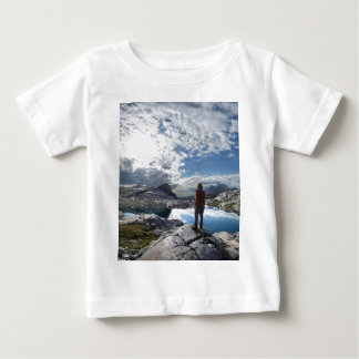 Nydiver Lakes - Ansel Adams Wilderness - Sierra Baby T-Shirt