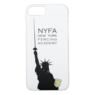 NYFA Statue of Liberty iPhone 7, Barely There iPhone 7 Case