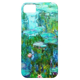 Nympheas by Claude Monet iPhone Case For The iPhone 5