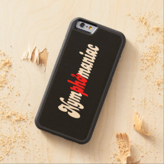 Nymphomaniac Maple iPhone 6 Bumper Case