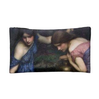 Nymphs Finding Orpheus Makeup Bag