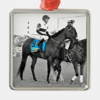 Nyquist Metal Ornament