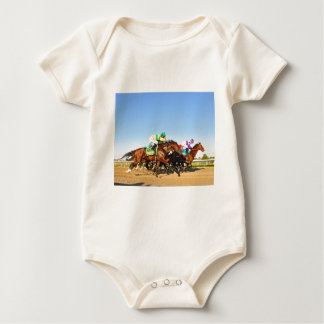 Nyquist Pa. Derby Baby Bodysuit