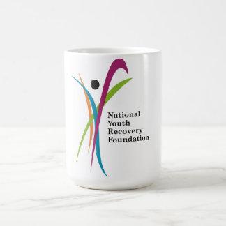 NYRF coffee mug