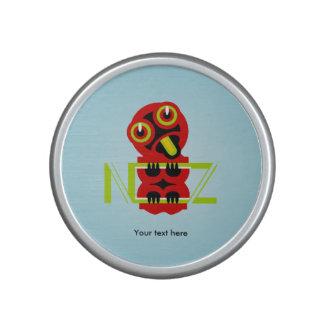 NZ maori de conception de Hei Tiki Haut-parleur