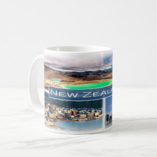 NZ New Zealand - Coffee Mug