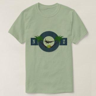 NZ P40 KITTYHAWK PACIFIC WAR AIR FORCE T-Shirt