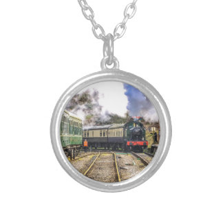 O64B4223D SILVER PLATED NECKLACE