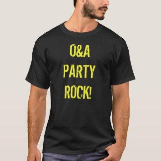O&A PARTY ROCK! T-Shirt