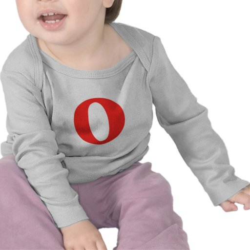 O And/Or Whole Musical Note Represented T-shirts