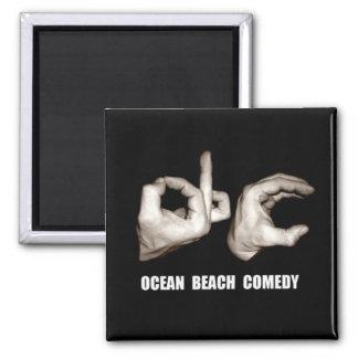 O.B.C. Magnet $2.85