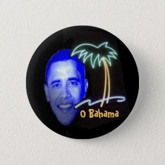 O Bahama 2 Inch Round Button