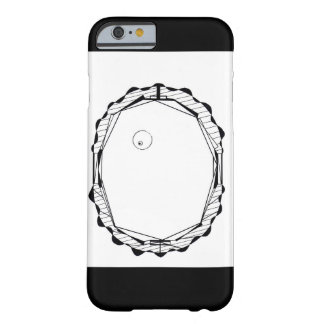 """""""O"""" BARELY THERE iPhone 6 CASE"""