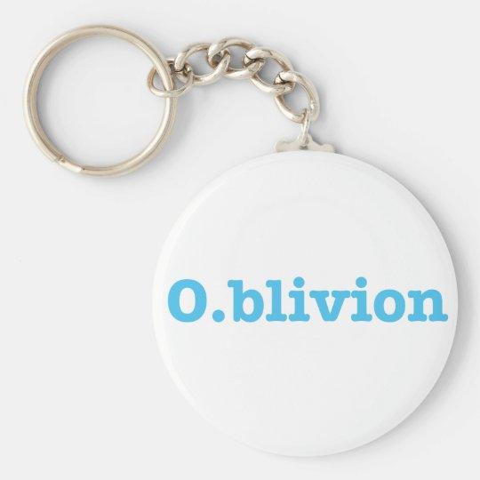 O.blivion Keychain
