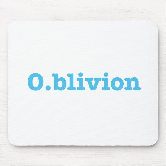 O.blivion Mouse Pad
