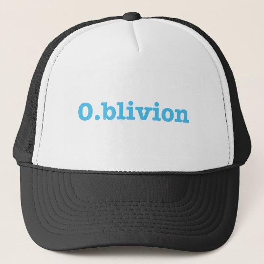 O.blivion Trucker Hat