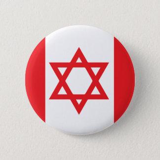 O Canada 2 Inch Round Button