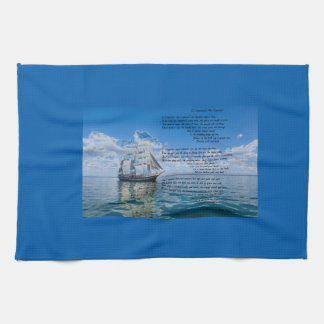 O' Captain, My Captain by: Walt Whitman Towel